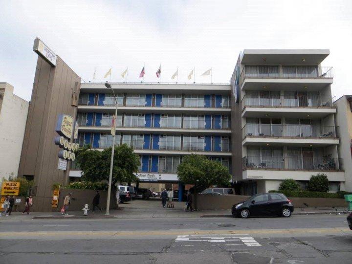 皇家太平洋汽车旅馆(Royal Pacific Motor Inn)