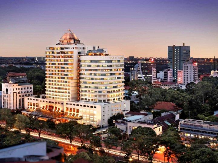 西贡索菲特广场酒店(Sofitel Saigon Plaza)