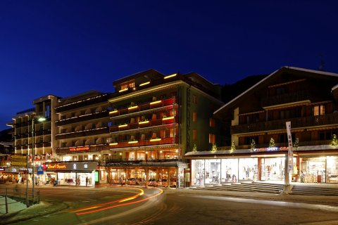 中央沃尔特酒店 - 格林德瓦(Hotel Central Wolter - Grindelwald)