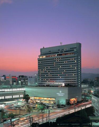 广岛格兰比亚大酒店(Hotel Granvia Hiroshima)