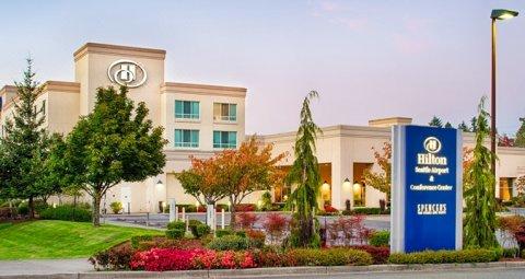 希尔顿西雅图机场酒店和会议中心(Hilton Seattle Airport & Conference Center)