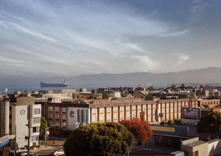 冲浪者天堂万豪假日俱乐部酒店(Marriott Vacation Club Pulse, San Francisco)