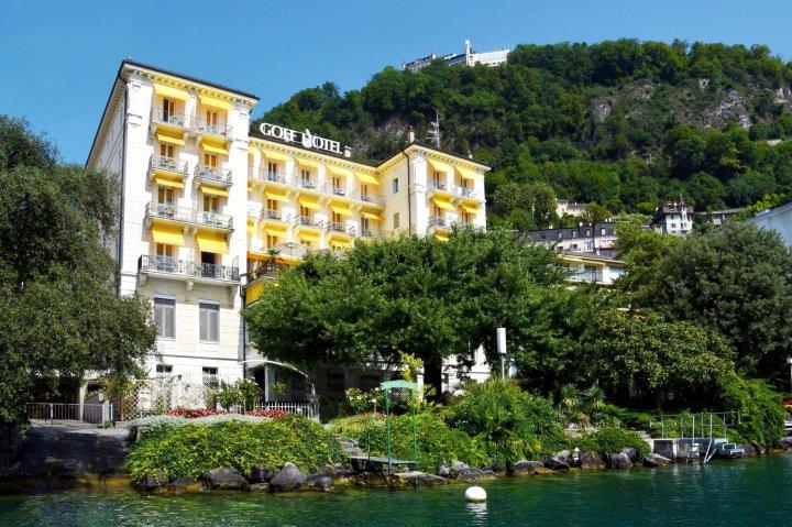 雷上尉高尔夫酒店(Golf Hotel René Capt)