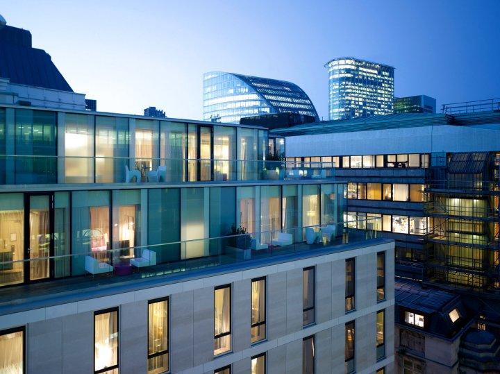 伦敦墙先瑞酒店(Apex London Wall Hotel)