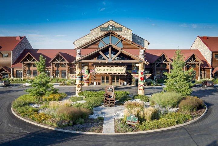 大野狼园林市酒店(Great Wolf Lodge Niagara Falls)