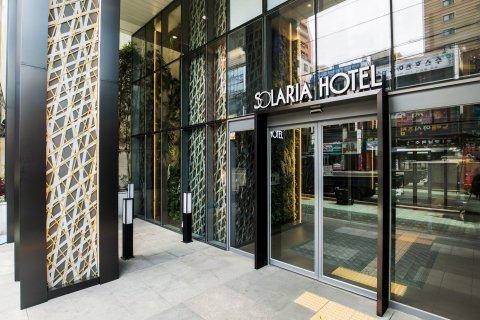 釜山索拉利亚西铁酒店(Solaria Nishitetsu Hotel Busan)