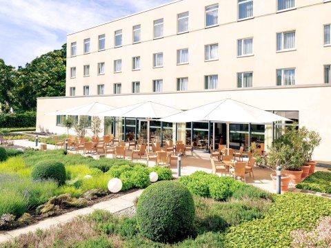美居曼海姆市政厅酒店(Mercure Hotel Mannheim am Rathaus)