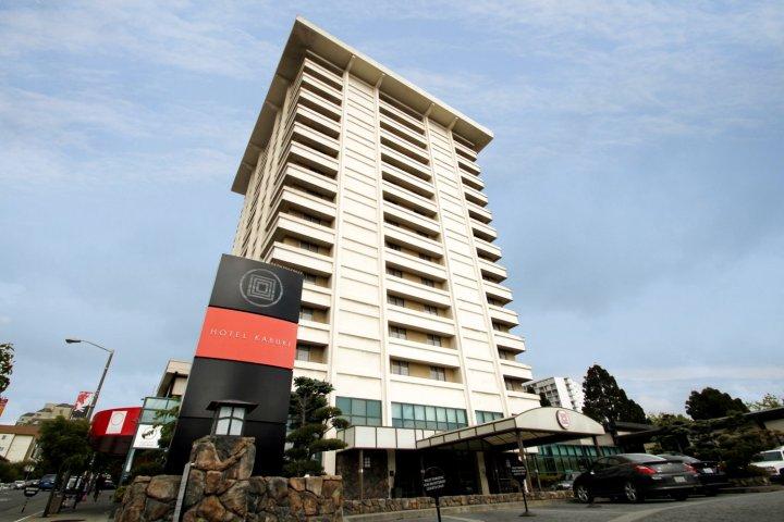 卡布其酒店(Hotel Kabuki - a Joie de Vivre Boutique Hotel)