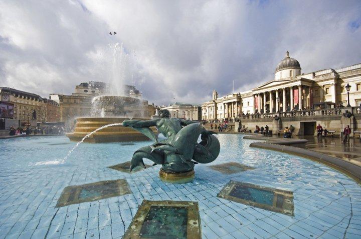 伦敦提斯特尔特拉法加莱斯特广场酒店(Thistle Trafalgar, Leicester Square)