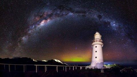 开普奥特威灯塔旅馆(Cape Otway Lightstation)