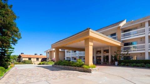 贝斯特韦斯特优质蒙特利酒店(Best Western Plus Monterey Inn)