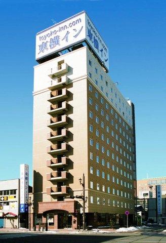 北海道钏路十字街东横 INN(Toyoko Inn Hokkaido Kushiro Juji-Gai)