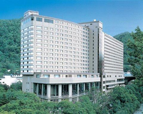 定山溪豪景酒店(Jozankei View Hotel)