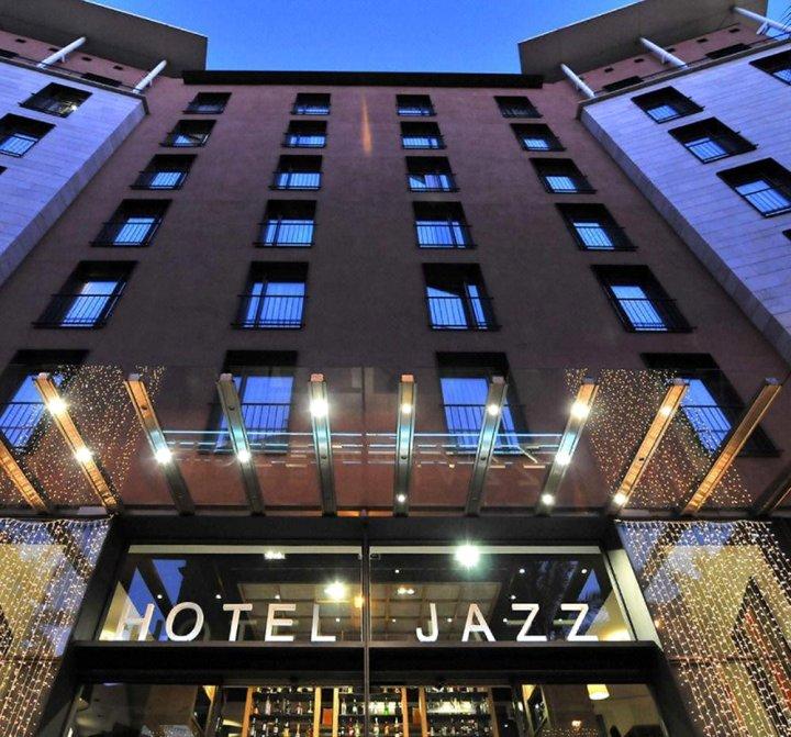 爵士酒店(Hotel Jazz)