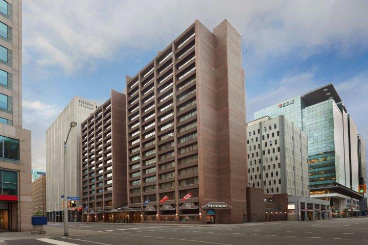 渥太华喜来登酒店(Sheraton Ottawa Hotel)