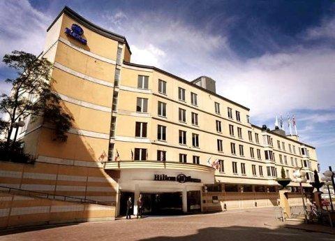 斯德哥尔摩斯拉森希尔顿酒店(Hilton Stockholm Slussen Hotel)