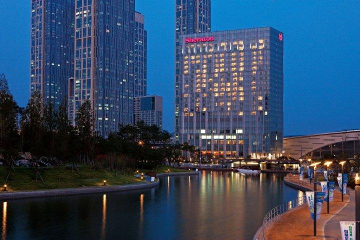 仁川喜来登大酒店(Sheraton Grand Incheon Hotel)
