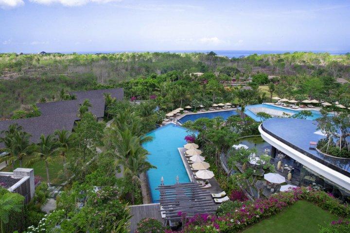 巴厘岛阿雅娜度假别墅(The Villas at AYANA Resort, BALI)