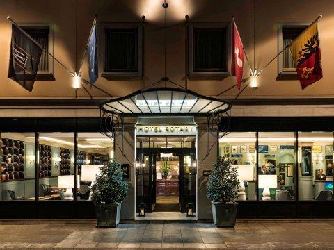 日内瓦扶轮美憬阁酒店(Hotel Rotary Geneva – MGallery)