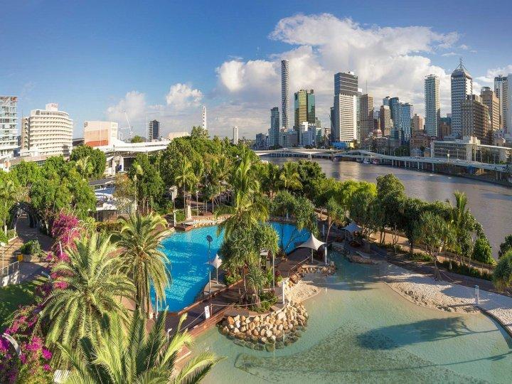 南布里斯班歌剧院公寓酒店(Opera Apartments South Brisbane)