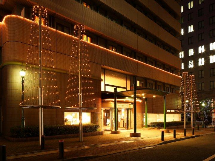 神户三宫联盟酒店(Kobe Sannomiya Union Hotel)