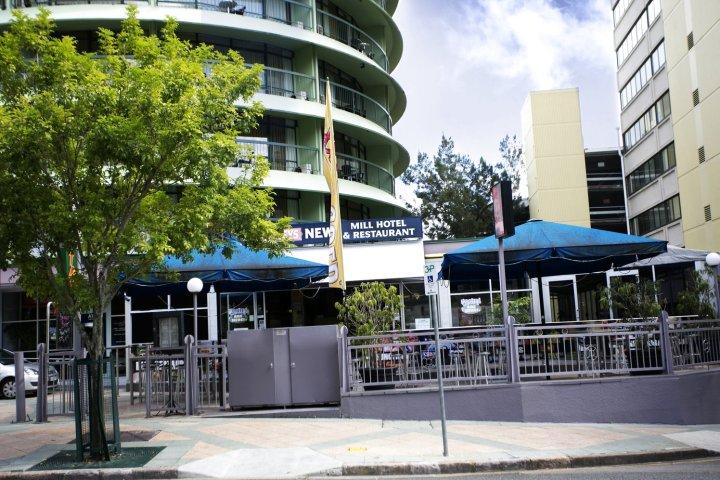 布里斯班塔磨坊地铁酒店(Metro Hotel Tower Mill Brisbane)