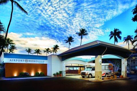 火奴鲁鲁机场酒店(Airport Honolulu Hotel)