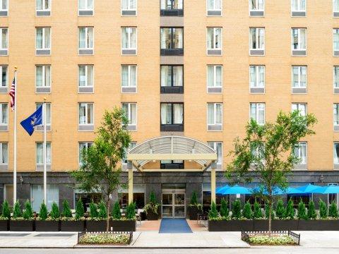 纽约切尔西智选假日酒店(Holiday Inn Express New York City Chelsea, an Ihg Hotel)