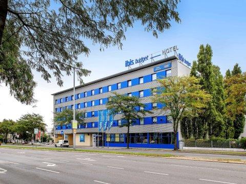 维也纳圣马克思宜必思快捷酒店(Ibis Budget Wien Sankt Marx)