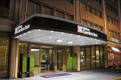 时代广场希尔顿花园旅馆(Hilton Garden Inn Times Square)