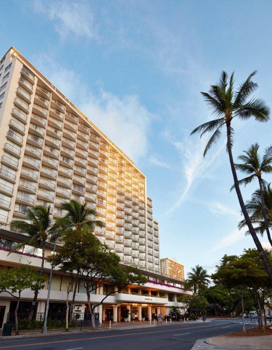 奥瑞格欧哈那东方酒店(OHANA Waikiki East by Outrigger)