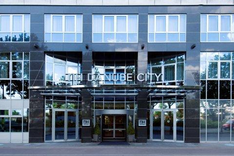 NH多瑙河城市酒店(NH Danube City)