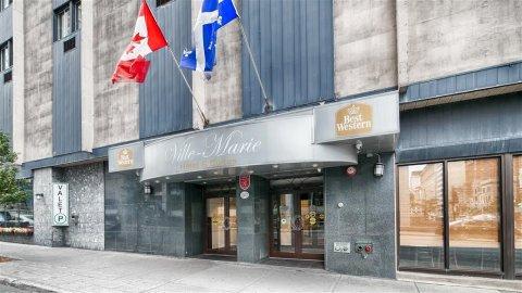 贝斯特韦斯特玛丽乡村酒店(Best Western Ville-Marie Hotel & Suites)