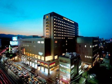 熊本日航酒店(Hotel Nikko Kumamoto)