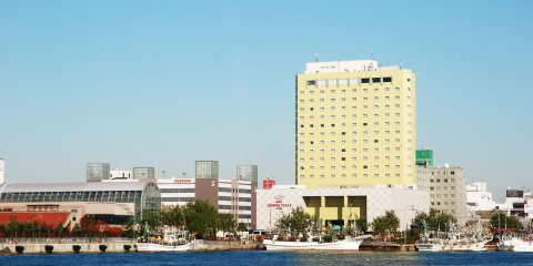 钏路全日空皇冠假日酒店(Ana Crowne Plaza Hotel Kushiro)