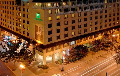 加拿大蒙特利尔枫华苑假日酒店(Holiday Inn Montreal Centre-Ville Downtown)