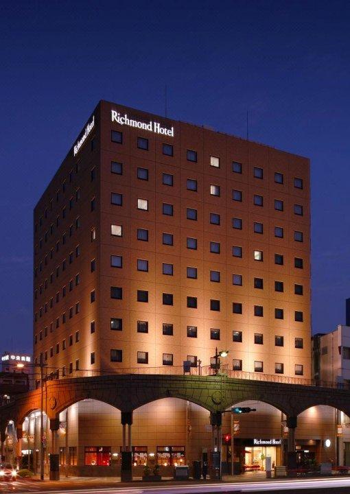 鹿儿岛金生町里士满酒店(Richmond Hotel Kagoshima Kinseicho)