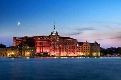 威尼斯莫利诺斯塔基希尔顿酒店(Hilton Molino Stucky Venice)