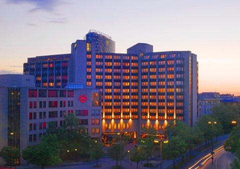 慕尼黑西园喜来登酒店(Sheraton München Westpark Hotel)