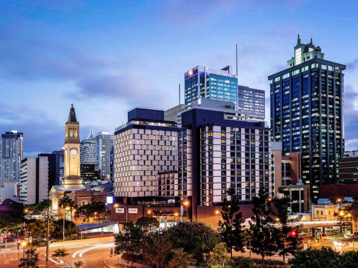 铂尔曼布里斯班乔治国王广场酒店(Pullman Brisbane King George Square)