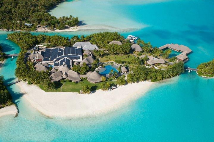 博拉博拉岛瑞吉度假酒店(The St Regis Bora Bora Resort)