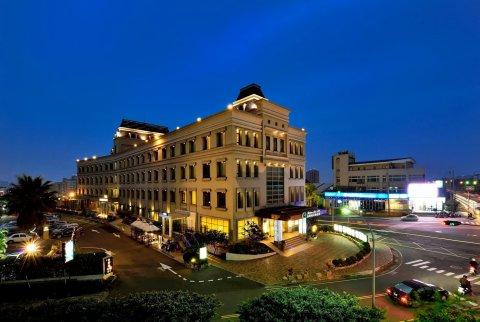 台中新干线花园酒店(Shinkansen Grand Hotel)