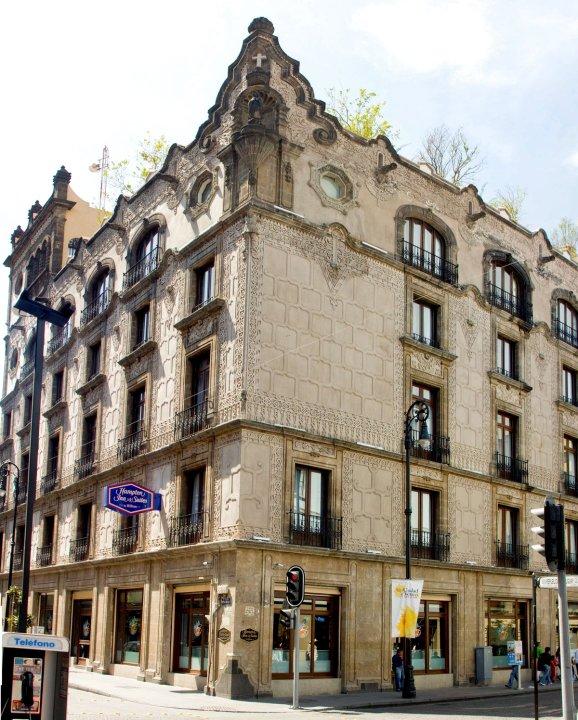 墨西哥城历史中心欢朋酒店(Hampton Inn & Suites Mexico City - Centro Historico)