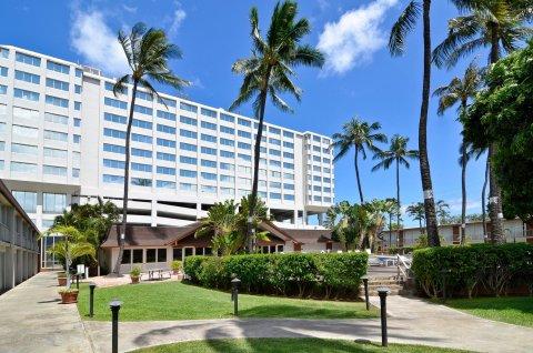贝斯特韦斯特广场酒店(Best Western The Plaza Hotel)