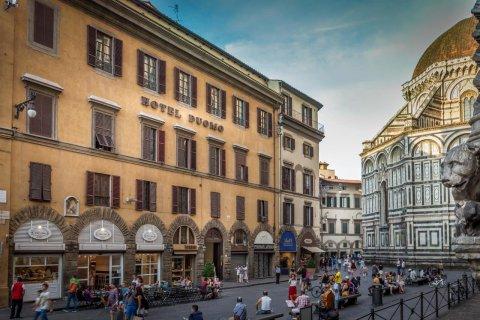 佛罗伦萨大教堂酒店(Hotel Duomo Firenze)