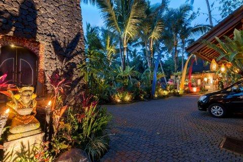 必达达利私密别墅度假酒店(Bidadari Private Villas & Retreat)