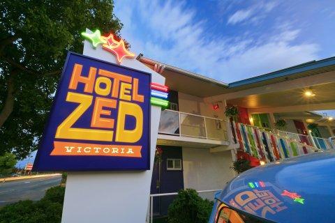 泽德维多利亚酒店(Hotel Zed Victoria)