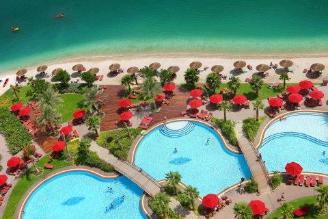 阿布扎比卡莉迪亚皇宫罗塔纳瑞汉酒店(Khalidiya Palace Rayhaan by Rotana)