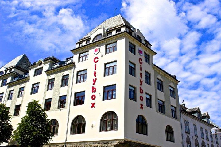 卑尔根城市之盒酒店(Citybox Bergen)