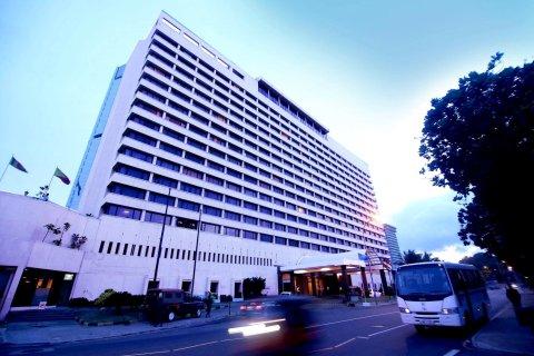 科伦坡嘎拉达瑞酒店(The Galadari Hotel, Colombo)